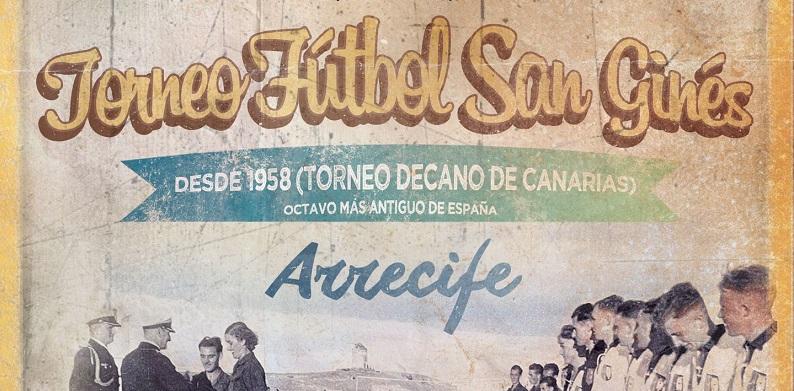 """La """"nueva"""" UD Lanzarote espera su puesta de largo en San Ginés"""