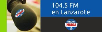 Radio Marca Lanzarote 104.5 FM